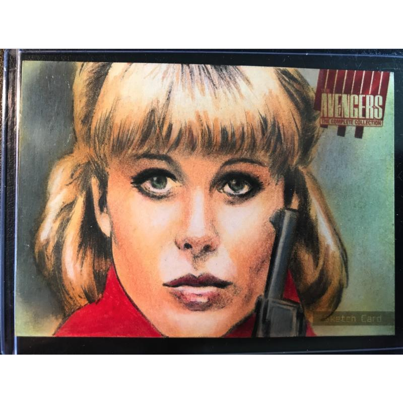 Marcia Dye Sketch Card Series 2